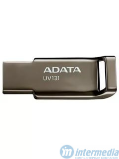Флеш карта A-Data 32GB UV131 Chromium