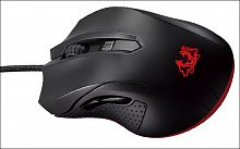Мышь Asus CERBERUS GAMING MOUSE 2500dpi 6 button BLACK - Интернет-магазин Intermedia.kg