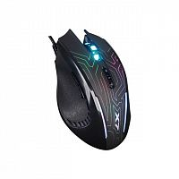 Мышь A4tech X87 OSCAR NEON MAZE 2400 DPI GAME MOUSE USB BLACK - Интернет-магазин Intermedia.kg