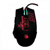 Мышь A4tech BLOODY P85S RGB GAMING MOUSE SKULL METAL FEET ACTIVE 8000CPI USB BLACK - Интернет-магазин Intermedia.kg