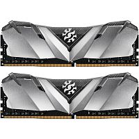 Оперативная память XPG GAMMIX D30 Gray/Black 32GB DDR4 3200MHz (PC4-25600) (2x16GB) AX4U3200716G16A-DB30 Desktop Memory Kit - Интернет-магазин Intermedia.kg