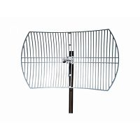 Антенна TP-LINK TL-ANT5830B 5GHz 30dBi Outdoor Grid Parabolic Antenna, N-type connector - Интернет-магазин Intermedia.kg