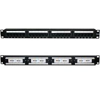 "Патч Панель AMP cat.5e 19"" 24port - Интернет-магазин Intermedia.kg"