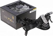 Блок питания Power Unit DEEPCOOL DQ750ST 750W 80 PLUS® GOLD certified 100-240V/ Intel ATX12V 2.3 & SSI EPS 12V - Интернет-магазин Intermedia.kg