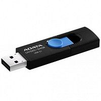 Флеш карта  128GB USB3.2 A-Data UV320 Black-Blue - Интернет-магазин Intermedia.kg