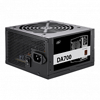 Блок питания Power Unit DEEPCOOL DA700 700W 80 PLUS® Bronze certified 100-240V/ Intel ATX12V 2.3 & SSI EPS 12V - Интернет-магазин Intermedia.kg
