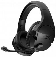 Наушники с микрофоном HX-HSCSW2-BK/WW HYPERX Cloud Stinger Wireless BLACK - Интернет-магазин Intermedia.kg