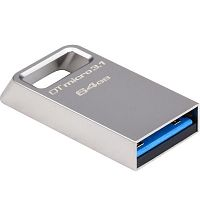 Флеш карта 64GB USB 3.0/3.1 Kingston DTMC3 - Интернет-магазин Intermedia.kg