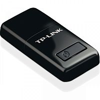 Адаптер беспроводной TP-LINK TL-WN823N 300Mbps Wireless N Mini USB Adapter, Mini Size, Realtek, 2T2R, 2.4Ghz, 802.11b/g/n - Интернет-магазин Intermedia.kg